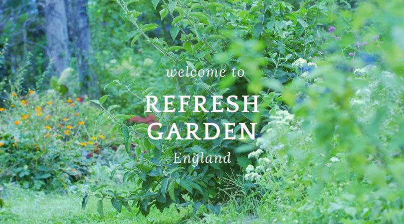 Refresh Garden London リフレッシュガーデン